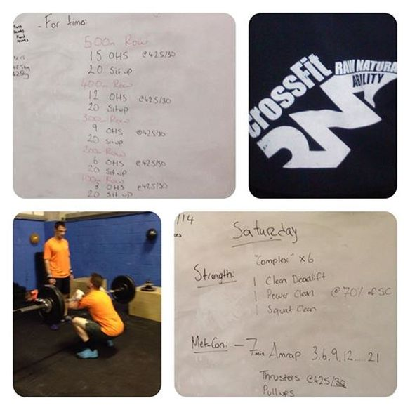crossfit cambridgeshire