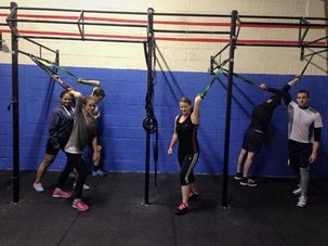 crossfit near harston