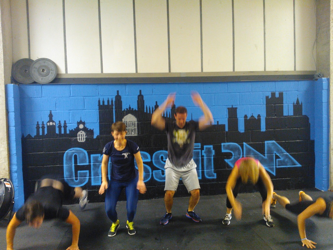 crossfit cambridge
