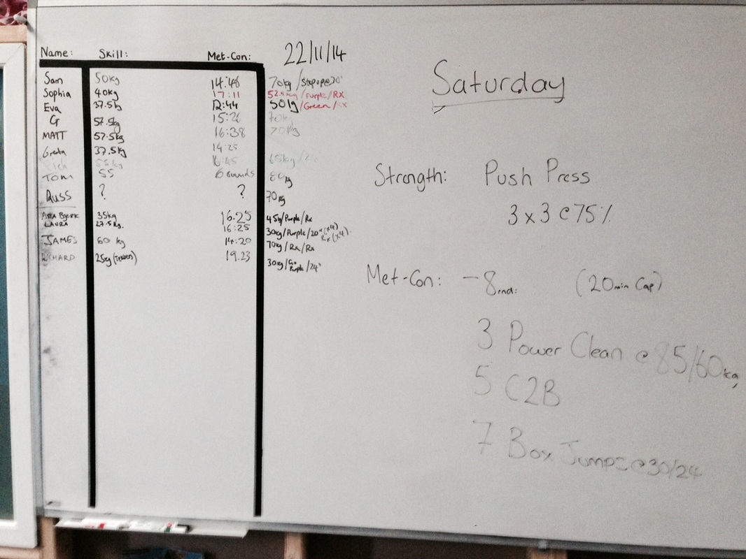 cambridge crossfit
